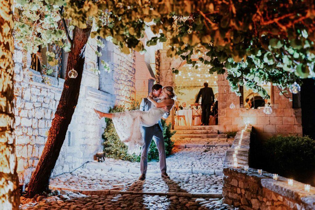 Krista & Gary - Chateau Castellaras - Costi Moiceanu