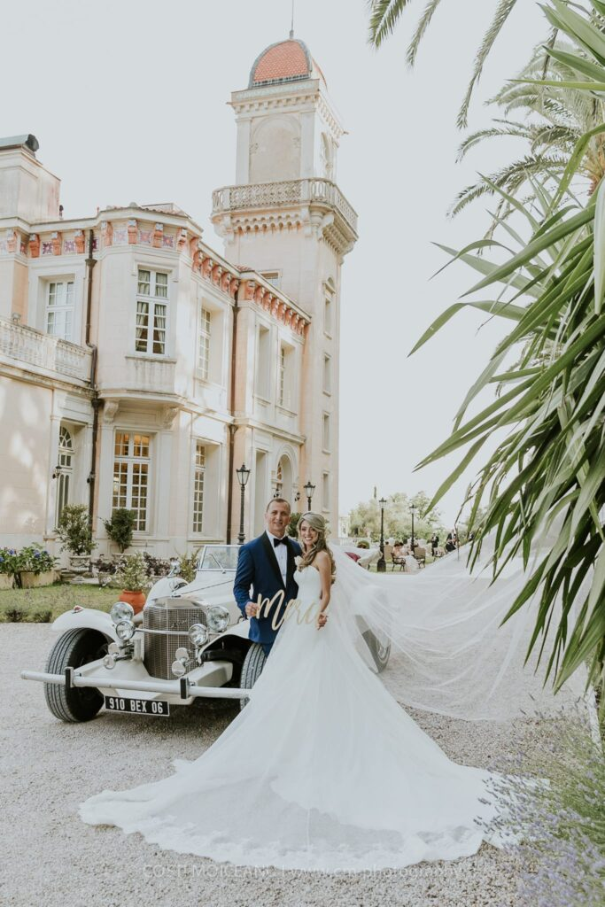 Jamie & Ermir - Chateau Saint Georges, Grasse - Costi Moiceanu