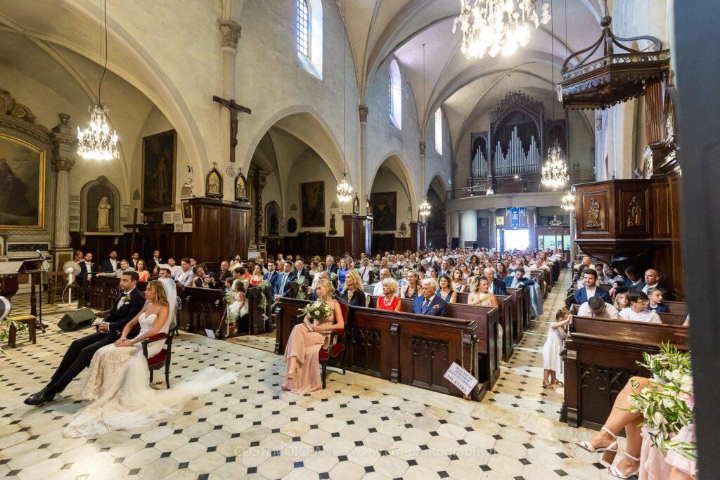 Angèle & Alexis - Church Notre Dames de l'Espérance, Cannes - Costi Moiceanu