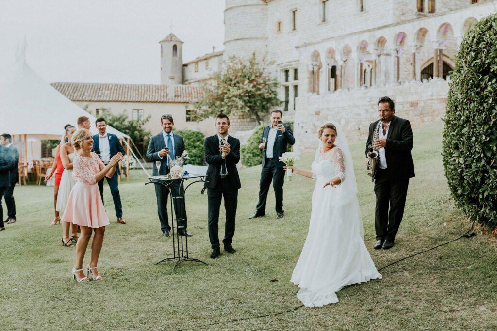 Caroline & Arnaud - Chateau Castellaras - Costi Moiceanu
