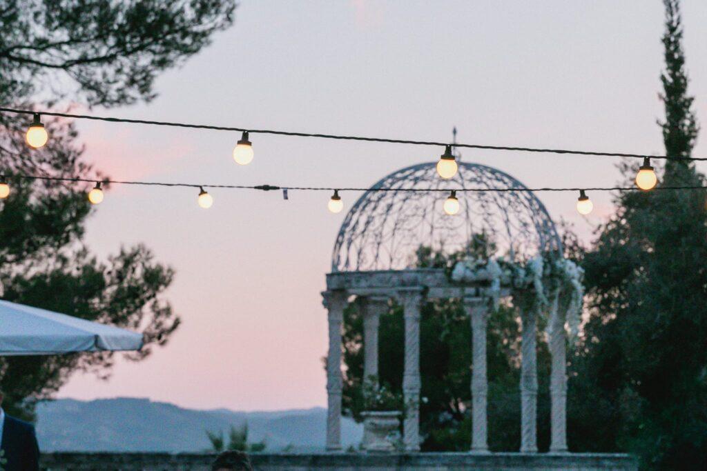 Annelise & Thomas - Chateau Saint Georges, Grasse - Costi Moiceanu